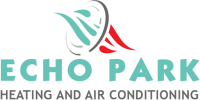 Echo Park heating and conditioning logo